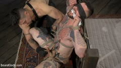 Trenton Ducati - Ripped God Teddy Bryce Fucked and Beaten in Rope Bondage by Hot Stud! (Thumb 02)