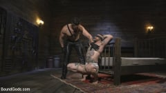 Trenton Ducati - Ripped God Teddy Bryce Fucked and Beaten in Rope Bondage by Hot Stud! (Thumb 04)