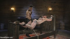 Trenton Ducati - Ripped God Teddy Bryce Fucked and Beaten in Rope Bondage by Hot Stud! (Thumb 11)