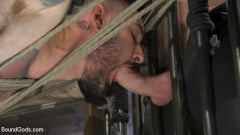 Trenton Ducati - Ripped God Teddy Bryce Fucked and Beaten in Rope Bondage by Hot Stud! (Thumb 13)