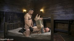 Trenton Ducati - Ripped God Teddy Bryce Fucked and Beaten in Rope Bondage by Hot Stud! (Thumb 15)