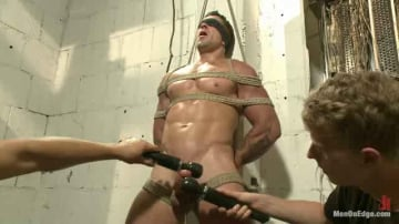Trenton Ducati - Tables are turned for a perverted electrician