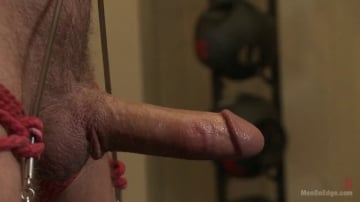 Wesley Woods - Horny Gym Stud's Wet Dream