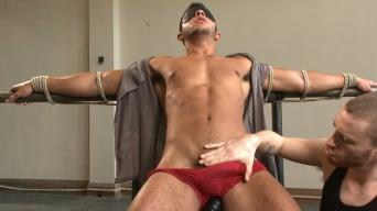 Seth Santoro in 'Kick ass bondage positiion - Shockspot fucked - Relentlessly edged'