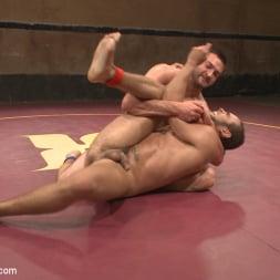 Abel Archer in 'Kink Men' Abel 'Armbar' Archer VS Brock 'The Big Show' Avery (Thumbnail 9)