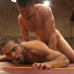 Abel Archer in 'Kink Men' Abel 'Armbar' Archer VS Brock 'The Big Show' Avery (Thumbnail 14)