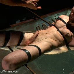Abel Archer in 'Kink Men' Bi jock with no BDSM experience gets tormented to the extreme (Thumbnail 11)
