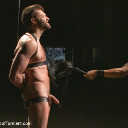 Abel Archer in 'Kink Men' Bi jock with no BDSM experience gets tormented to the extreme (Thumbnail 12)
