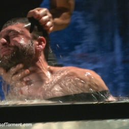 Abel Archer in 'Kink Men' Bi jock with no BDSM experience gets tormented to the extreme (Thumbnail 16)