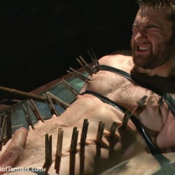 Abel Archer in 'Kink Men' Bi jock with no BDSM experience gets tormented to the extreme (Thumbnail 17)