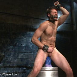 Abel Archer in 'Kink Men' Bi jock with no BDSM experience gets tormented to the extreme (Thumbnail 19)
