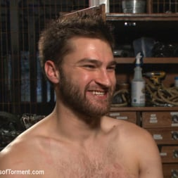 Abel Archer in 'Kink Men' Bi jock with no BDSM experience gets tormented to the extreme (Thumbnail 20)