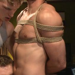 Abel Archer in 'Kink Men' Bound Abel Archer Cums (Thumbnail 5)