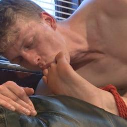 Abel Archer in 'Kink Men' Bound Abel Archer Cums (Thumbnail 7)