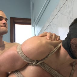Abel Archer in 'Kink Men' Top Cock: Loser's head shoved in the urinal and ass fucked to submission (Thumbnail 12)