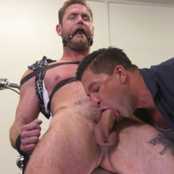 Ace Era in 'Kink Men' Muscle Stud Ace Era Dominated in Rope Bondage and Edged to Cum! (Thumbnail 2)