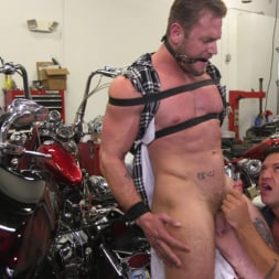 Ace Era in 'Kink Men' Muscle Stud Ace Era Dominated in Rope Bondage and Edged to Cum! (Thumbnail 5)