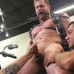 Ace Era in 'Kink Men' Muscle Stud Ace Era Dominated in Rope Bondage and Edged to Cum! (Thumbnail 6)