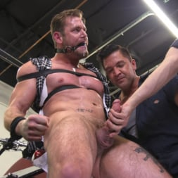 Ace Era in 'Kink Men' Muscle Stud Ace Era Dominated in Rope Bondage and Edged to Cum! (Thumbnail 8)