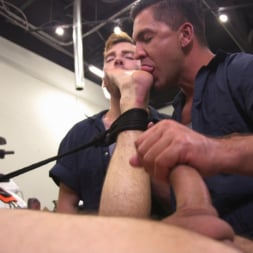 Ace Era in 'Kink Men' Muscle Stud Ace Era Dominated in Rope Bondage and Edged to Cum! (Thumbnail 13)