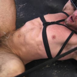 Ace Era in 'Kink Men' Muscle Stud Ace Era Dominated in Rope Bondage and Edged to Cum! (Thumbnail 15)