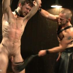 Adam Herst in 'Kink Men' A new boy taken to the limits (Thumbnail 1)