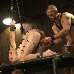 Adam Herst in 'Kink Men' A new boy taken to the limits (Thumbnail 17)