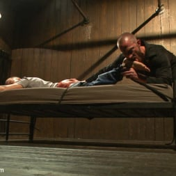 Adam Herst in 'Kink Men' Helpless stud's torturous ordeal at the hands of a twisted pervert (Thumbnail 2)