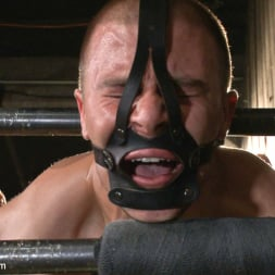 Adam Herst in 'Kink Men' Helpless stud's torturous ordeal at the hands of a twisted pervert (Thumbnail 4)
