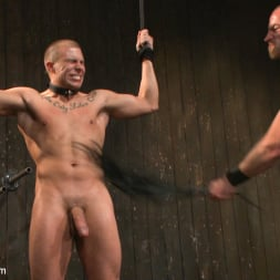 Adam Herst in 'Kink Men' Helpless stud's torturous ordeal at the hands of a twisted pervert (Thumbnail 5)