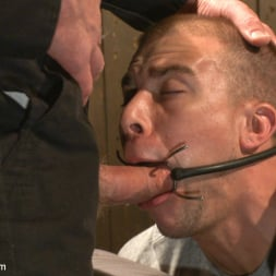 Adam Herst in 'Kink Men' Helpless stud's torturous ordeal at the hands of a twisted pervert (Thumbnail 13)