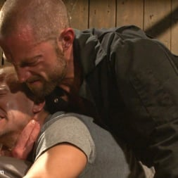 Adam Herst in 'Kink Men' Helpless stud's torturous ordeal at the hands of a twisted pervert (Thumbnail 16)