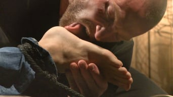 Adam Herst in 'Helpless stud's torturous ordeal at the hands of a twisted pervert'