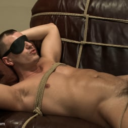 Adam Knox in 'Kink Men' Hot physique model is curious about edging and bondage (Thumbnail 6)