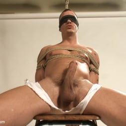 Adam Knox in 'Kink Men' Hot physique model is curious about edging and bondage (Thumbnail 17)