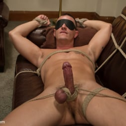 Adam Knox in 'Kink Men' Hot physique model is curious about edging and bondage (Thumbnail 18)