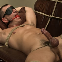 Adam Knox in 'Kink Men' Hot physique model is curious about edging and bondage (Thumbnail 24)