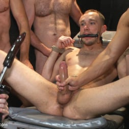 Aleks Buldocek in 'Kink Men' Giant cock whored out to the horny public (Thumbnail 11)