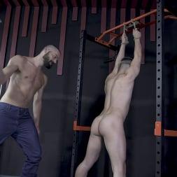 Alessio Vega in 'Kink Men' Sweaty Jock Cock: Jack Beam Reams Alessio Vega's Hole (Thumbnail 2)