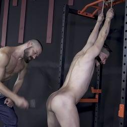 Alessio Vega in 'Kink Men' Sweaty Jock Cock: Jack Beam Reams Alessio Vega's Hole (Thumbnail 5)