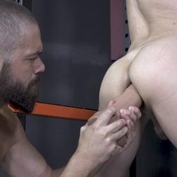 Alessio Vega in 'Kink Men' Sweaty Jock Cock: Jack Beam Reams Alessio Vega's Hole (Thumbnail 8)