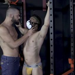 Alessio Vega in 'Kink Men' Sweaty Jock Cock: Jack Beam Reams Alessio Vega's Hole (Thumbnail 12)