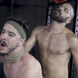 Alessio Vega in 'Kink Men' Sweaty Jock Cock: Jack Beam Reams Alessio Vega's Hole (Thumbnail 14)