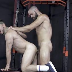 Alessio Vega in 'Kink Men' Sweaty Jock Cock: Jack Beam Reams Alessio Vega's Hole (Thumbnail 15)