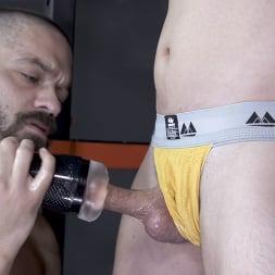 Alessio Vega in 'Kink Men' Sweaty Jock Cock: Jack Beam Reams Alessio Vega's Hole (Thumbnail 23)