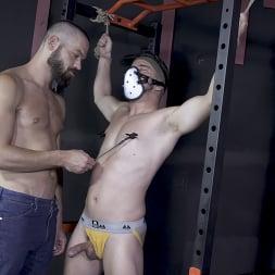 Alessio Vega in 'Kink Men' Sweaty Jock Cock: Jack Beam Reams Alessio Vega's Hole (Thumbnail 25)