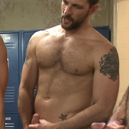 Alex Adams in 'Kink Men' Loudmouth Gym Freak Fucked and Pissed on in Boxing Gym Locker Room (Thumbnail 5)