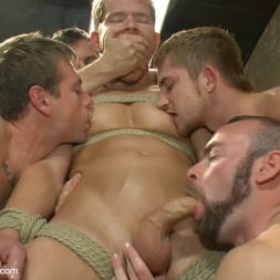 Alex Adams in 'Kink Men' Loudmouth Gym Freak Fucked and Pissed on in Boxing Gym Locker Room (Thumbnail 21)
