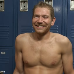 Alex Adams in 'Kink Men' Loudmouth Gym Freak Fucked and Pissed on in Boxing Gym Locker Room (Thumbnail 28)