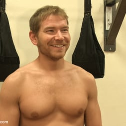 Alex Adams in 'Kink Men' Loudmouth muscle-head gets taken down and gang fucked at a boxing gym (Thumbnail 1)